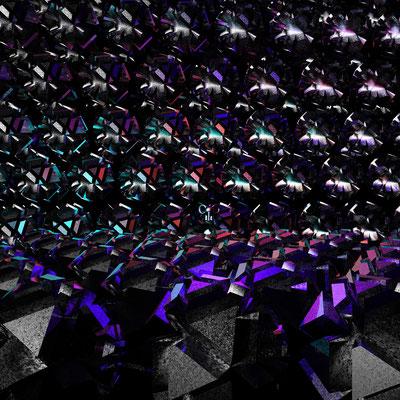 PARANOID - I TRE VOLTI DELLA PAURA, 2013 (Aluminium)
