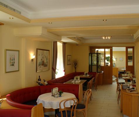 Café Mariandl Persenbeug - Malerei Wagner