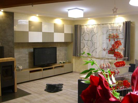 Projekt Wohnzimmer - Maler Wagner Manuel