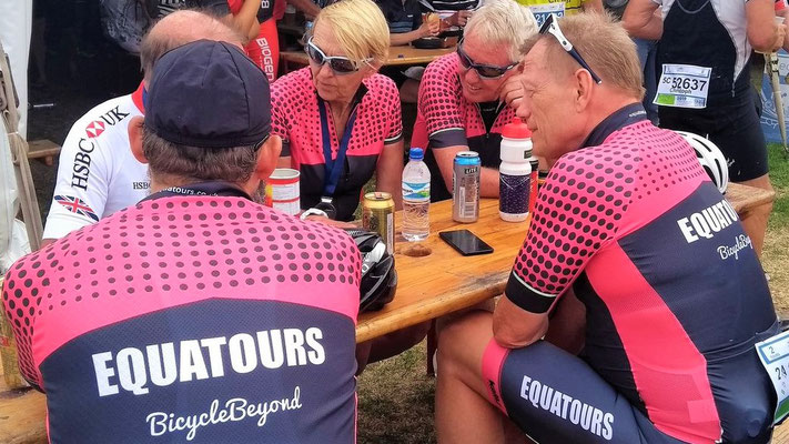 Cape Town Cycle Tour mit Equatours
