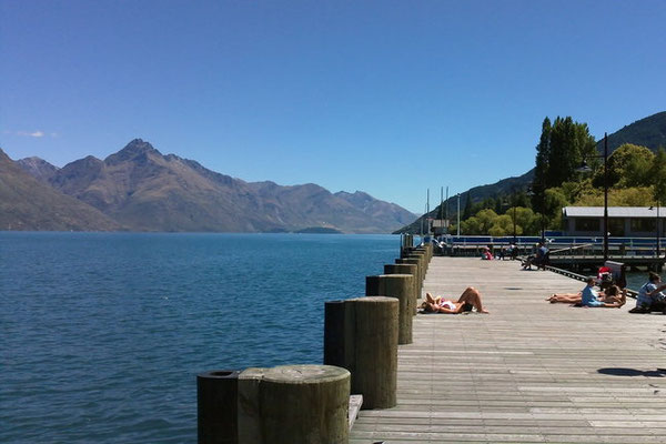 Queenstown in Neuseeland