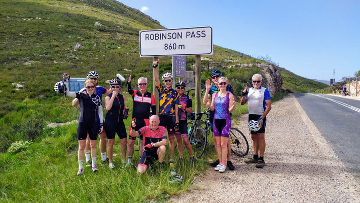 Garden Route with Road bike 2022