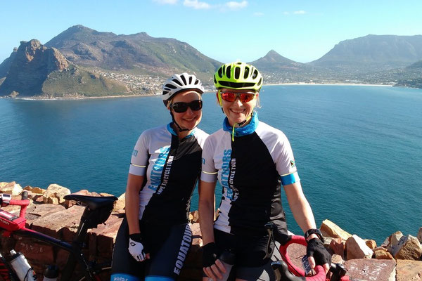 Cycling Chapmans Peak