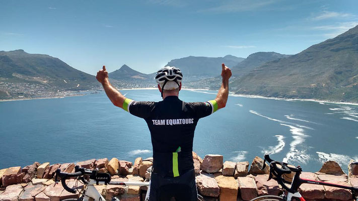 Cape Town Cycle Tour 2019 Radrennen