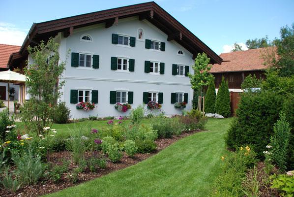 Moderner Bauerngarten