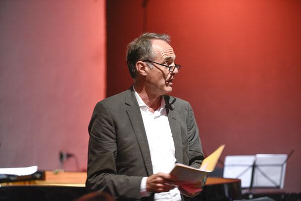 Prof. Reinhard Flender / (c) Stephan Pflug