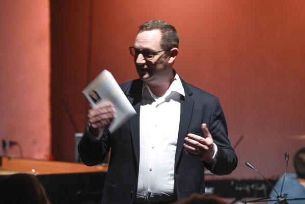 Gordon Kampe / (c) Stephan Pflug