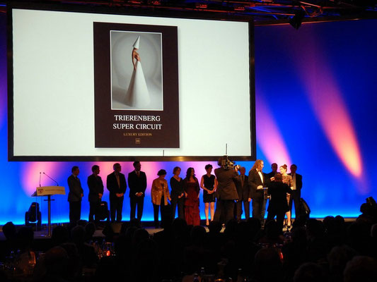 Gala der Fotokunst - Preisverleihung Trierenberg Super Circuit 2012
