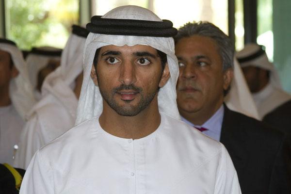 Der Kronprinz von Dubai: Hamdan bin Mohammed bin Rashid al Maktoum