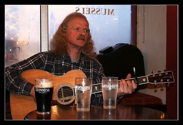 Musiker im pub