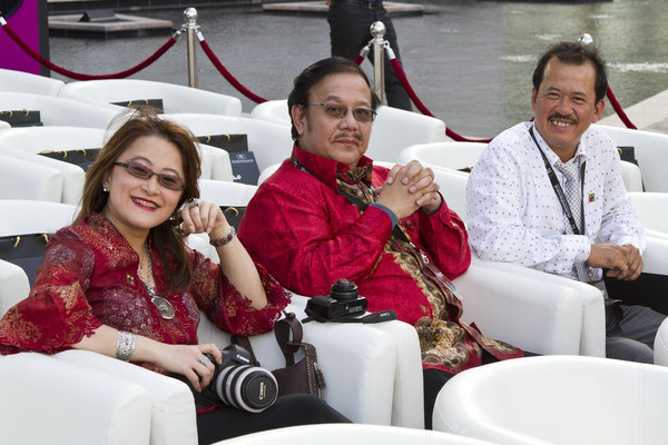 Agatha und Edwin / Indonesien - Le Duy Hoang - Vietnam