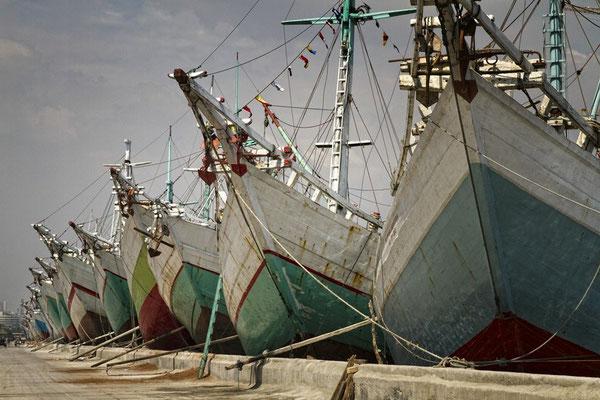 Jakarta - Hafen Sunda Kelapa