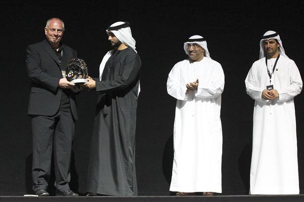Gala HIPA Award in Dubai / VAE