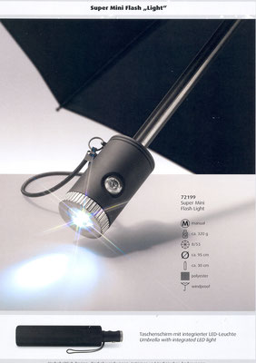 72199 Flash light noir