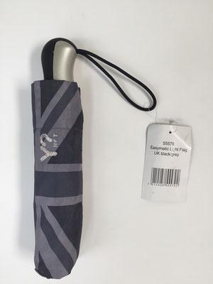 55579 Easy flag UK blackgrey