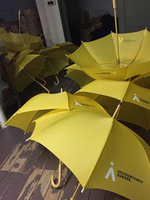 Parapluies publicitaire de notre fabrication