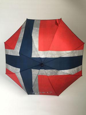 55863 Y-Not drapeau Norvégien long automatique