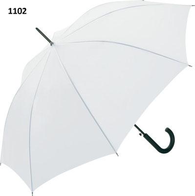 1102 parapluie avec baleines de fibre de verre windproof diamètre 105 cm poids 390 grammes