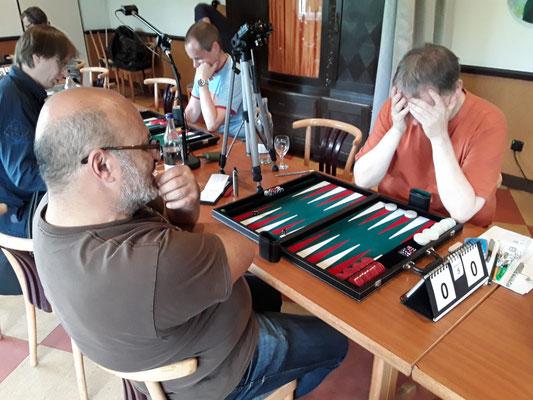 Backgammon Ausspielen