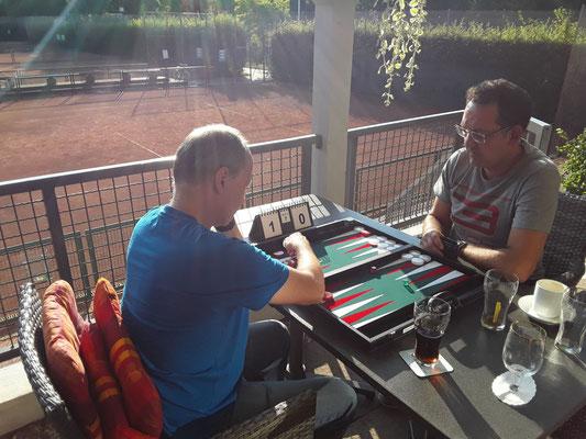 Halbfinale Ralf gegen Bahmi