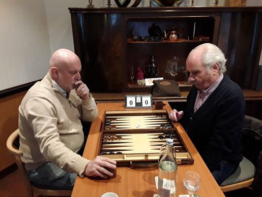 Helmut und Walter