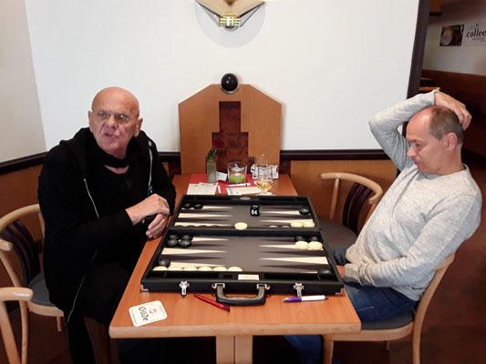 Bernhard Ludwig und Ralf