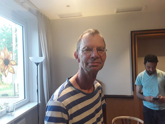 Ulf Janik erreicht Finale und muss jetzt gegen Juri Alper spielen !!