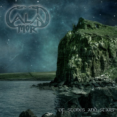Caladmor - Of Stones and Stars (2013) (Cover Design)