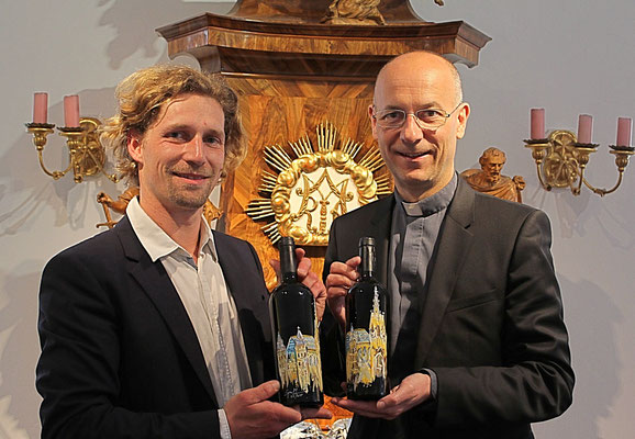 Hr. Mag. Toni Faber Dompfarrer Wiener Stephansdom & Egger M.