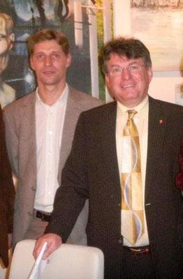 Hr. Landtagsabgeordneter, Bürgermeister (Illmitz) Josef Loos & Egger M.