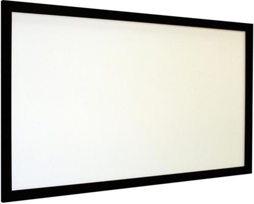 Frame Vision - größte dauerhaft gespannte Bildwand im Sortiment - Euroscreen Draper
