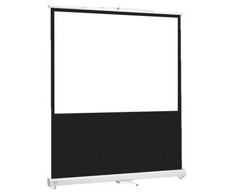Connect Floor - benutzerfreundliche mobile Leinwand - Euroscreen Draper