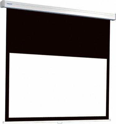 ProScreen CSR (erweiteter Vorlauf) - manuelle Leinwand mit erweitertem Vorlauf - Projecta