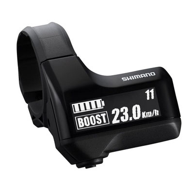 Shimano Steps E7000 Display