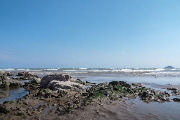 Am Meer bei Garryvoher