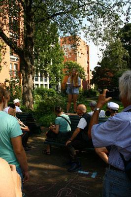 Dichtersfestival Kattenburg zomereditie (23 aug 2015)