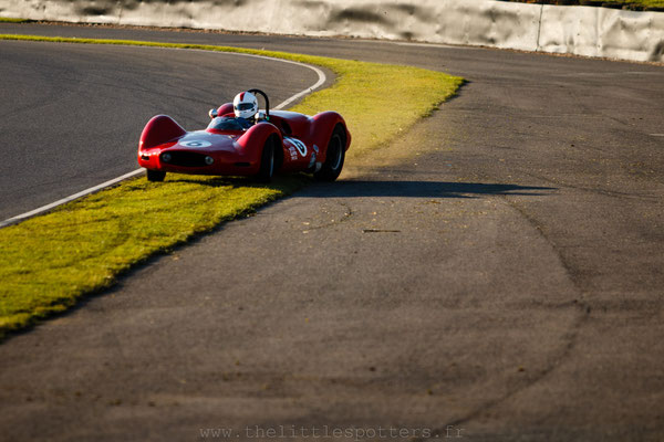 Greg Heacock, Penske Zerex Special, Whitsun Trophy - Goodwood Revival 2019