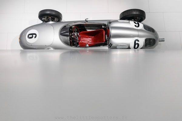 Porsche 804, Musée Porsche - Exposition Colours of Speed, 50 Jahre Porsche 917