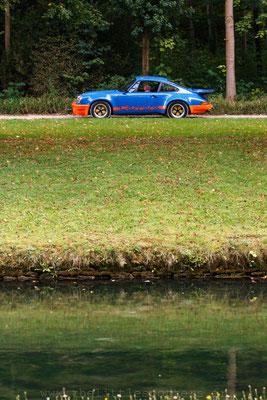 Porsche 911 3.0L  RS ex Herbert von Karajan – 1974