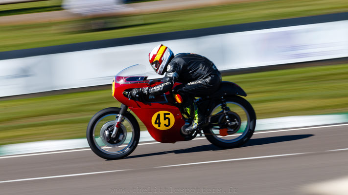 Sebastian Perez / John McGuinness, Matchless G50, Barry Sheene Memorial Trophy - Goodwood Revival 2019