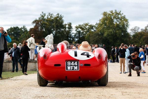 Ferrari TR58 #0728 – 1958