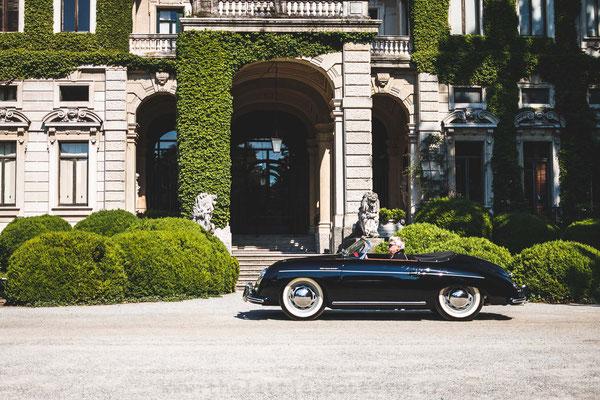 Porsche 356 Pre-A Speedster, vendue 336 000 euros.