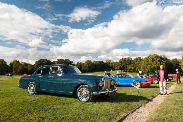"Bentley Flying Spur ""Blue Lena"" ex Keith Richards – 1965"
