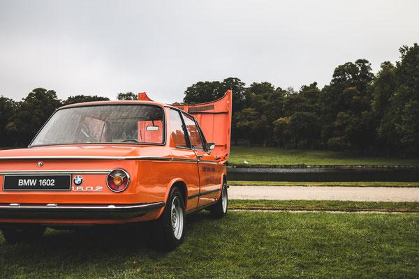 BMW 1602 Elektro – 1972