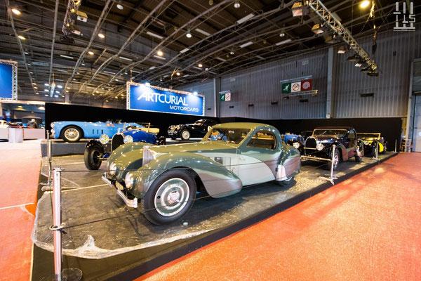 Bugatti Type 57SC Atalante #57511