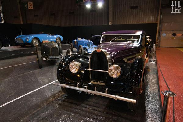 Bugatti Type 57C Atalante #57718