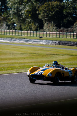 James Cottingham, Ferrari 500 TRC, Freddie March Memorial Trophy - Goodwood Revival 2019