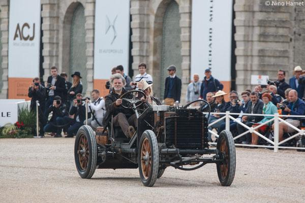Bugatti-De Dietrich Type 5 - 1903