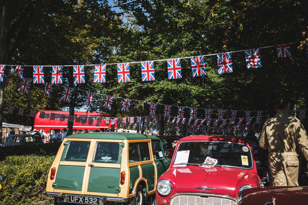 60 ans Mini - Goodwood Revival 2019