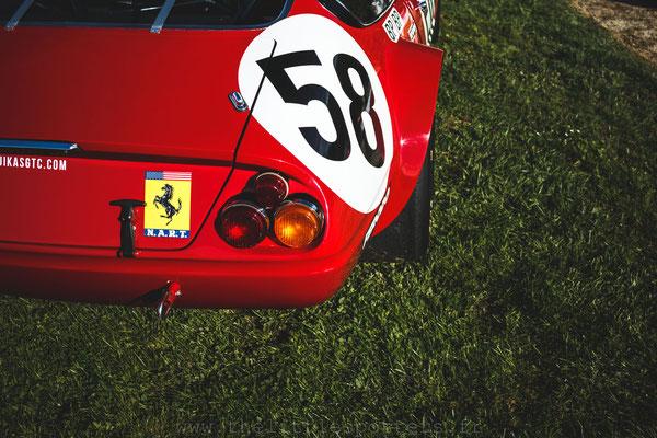 Ferrari 365 GTB/4 Daytona Groupe IV #12467 – 1969